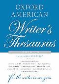 Oxford American Writer's Thesaurus