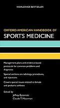Oxford American Handbook of Sports Medicine (Oxford American Handbooks of Medicine)