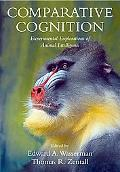Comparative Cognition: Experimental Explorations of Animal Intelligence