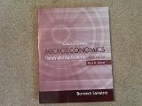 Test Bank to Accompany Microeconomics Theory and Applications, Fifth Edition