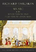 Music in the Seventeenth and Eighteenth Centuries