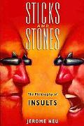 Sticks and Stones: The Philosophy of Insults