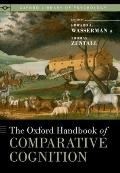 Oxford Handbook of Comparative Cognition