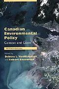 Canadian Environmental Policy Context and Cases