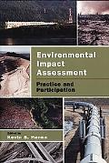 Environmental Impact Assessment Practice and Participation