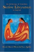 Anthology of Canadian Native Literature in English - Daniel David David Moses - Paperback - REV