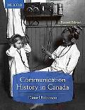 Communication History in Canada