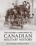 Companion to Canadian Military History