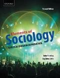 Elements of Sociology : A Critical Canadian Introduction