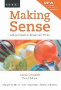 Making Sense in the Social Sciences: A Student's Guide to Research and Writing