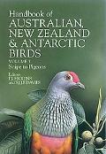 Handbook of Australian, New Zealand and Antarctic Birds Snipe to Pigeons