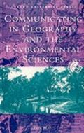 Communicating in Geography and the Environmental Sciences