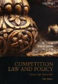 Competition Law and Policy : Cases and Materials