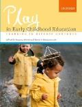 Play in Early Childhood Education : Learning in Diverse Contexts