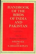 Handbook of the Birds of India and Pakistan Together With Those of Bangladesh, Nepal, Sikkim...