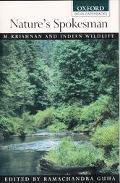 Nature's Spokesman M. Krishnan and Indian Wildlife