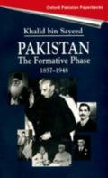 Pakistan The Formative Phase 1857-1948