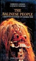 Balinese People: A Reinvestigation of Character