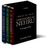 Jawaharlal Nehru: A Biography (3 Volumet Set) 1889-1964