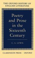Poetry and Prose in the Sixteenth Century