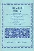 Homeri Opera/Iliadis Libros Xiii-Xxiv Continens