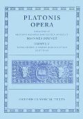 Platonis Opera Minos, Leges, Epinomis, Epistulae, Definitiones