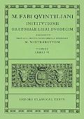 Institvtionis Oratoriae Libri Dvodecim