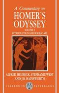 Commentary on Homer's Odyssey Introduction and Books, I-VIII