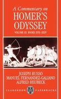 Commentary on Homer's Odyssey Books Xvii-Xxiv
