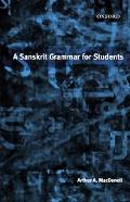 Sanskrit Grammar for Students