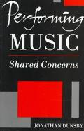 Performing Music Shared Concerns