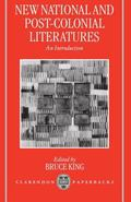 New National and Post-Colonial Literatures An Introduction