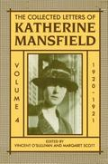 Collected Letters of Katherine Mansfield 1920-1921