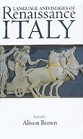 Language and Images of Renaissance Italy