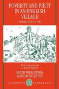 Poverty and Piety in an English Village Terling, 1525-1700