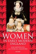 Women in Early Modern England 1550-1720