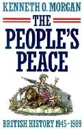 People's Peace British History, 1945-1989