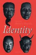 Identity Essays Based on Herbert Spencer Lectures Given in the University of Oxford