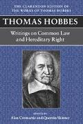 Thomas Hobbes A Dialogue Between A Philosopher And A Student, Of The Common Laws Of England
