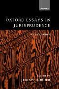 Oxford Essays in Jurisprudence