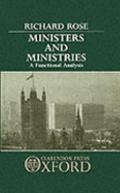 Ministers and Ministries A Functional Analysis