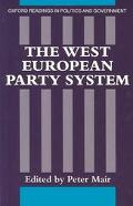 West European Party System