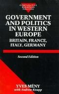 Government and Politics in Western Europe Britain, France, Italy, Germany