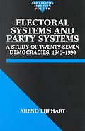 Electoral Systems and Party Systems A Study of Twenty-Seven Democracies 1945-1990