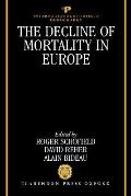 Decline of Mortality in Europe