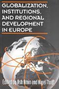 Globalization, Institutions, and Regional Development in Europe