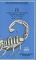 Verification of Dual-Use Chemicals Under the Chemical Weapons Convention The Case of Thiodig...