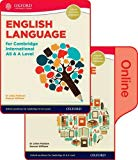 English Language for Cambridge International AS and A Level Student Book & Token Online Book...
