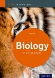 IB Biology: Study Guide: For the IB diploma (International Baccalaureate)