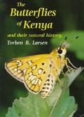 Butterflies of Kenya: And Their Natural History - Torben B. Larsen - Paperback